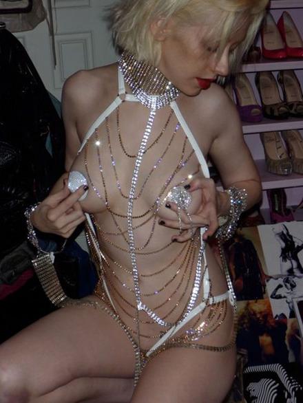 Christina Aguilera nua