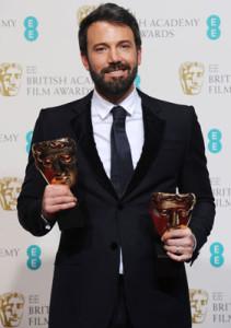 Ben Affleck BAFTA